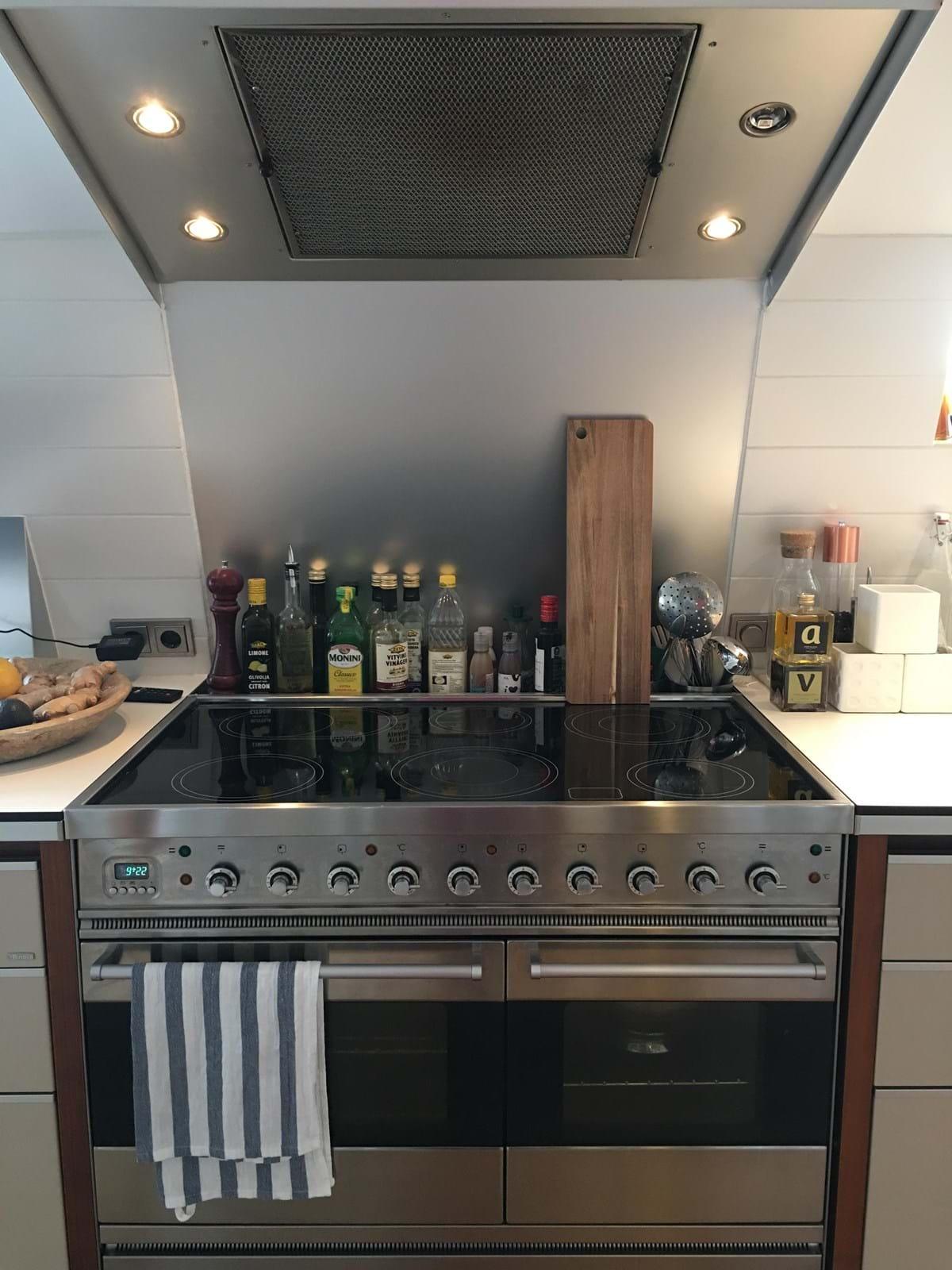 Kungsbacka kitchen - Apartment Rents Kungsbacka