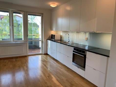 Apartment rents Solna